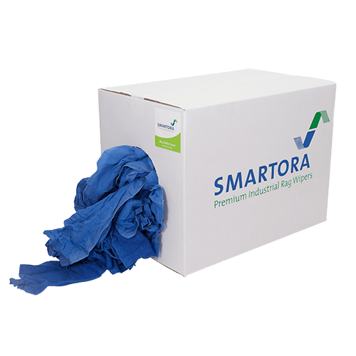 Blue Roller Towel Wipers 5/10kg - Box