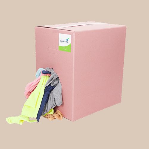 Premium Coloured Hosiery Wipers - Pink Box