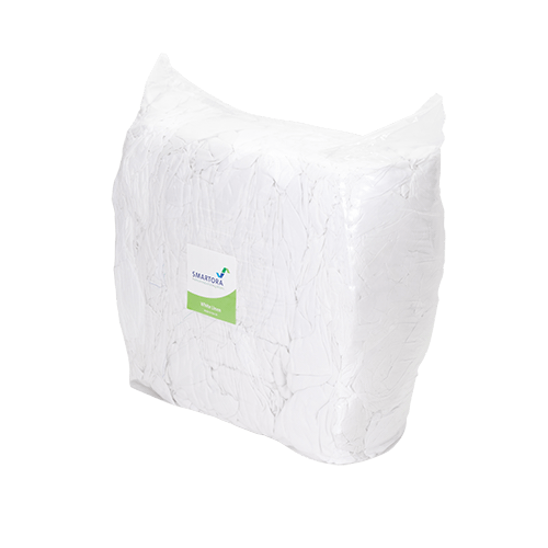White Linen Wipers 5/10kg - bag
