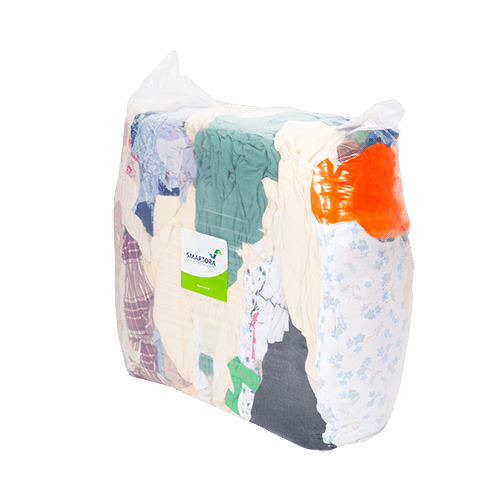 Mixed Coloured Cotton 10kg- Bag