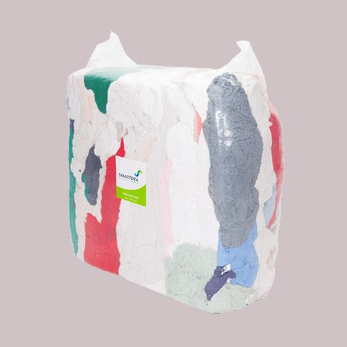 Coloured Towel Rags - Bag