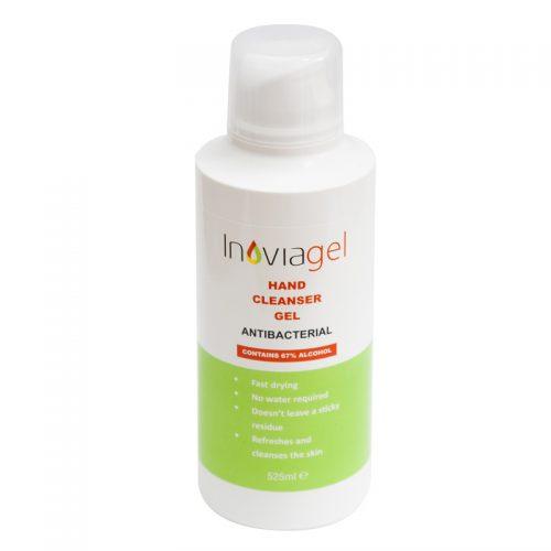Inoviagel hand cleanser gel