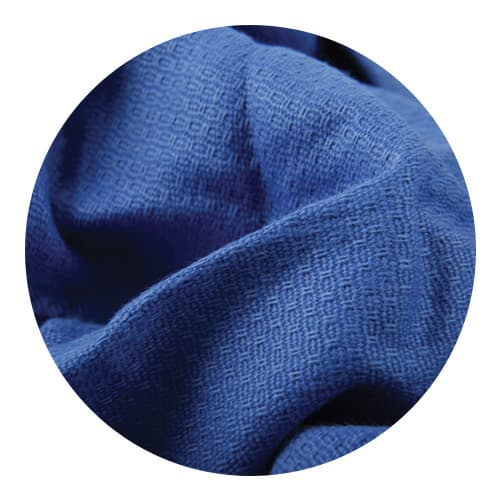Blue Roll Towel Wiper
